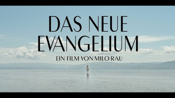 Donnerstag, 20. Mai 2021-  Das neue Evangelium (D/CH/IT  2020 FSK 6 Dokumentation)