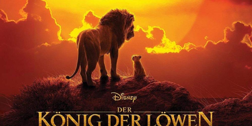Sonntag, 23. Mai 2021 - Der König der Löwen (USA 2019 FSK 6 Animation)