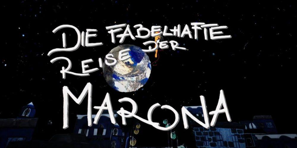 Sonntag, 27. Juni 2021 - Die fabelhafte Reise der Marona (BEL/FRA/RU 2019|FSK 6|Animation| in Anwesenheit der Filmcrew)