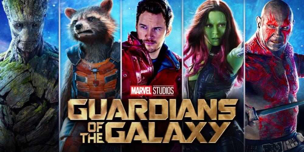 Freitag, 25. Juni 2021 - Guardians of the Galaxy (USA 2014|FSK 12)