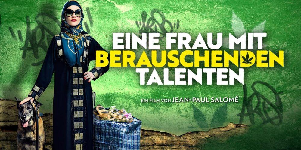 Samstag, 7. August 2021 - 21:00 - Eine Frau mit berauschenden Talenten (FR 2020 FSK 12 Komödie)